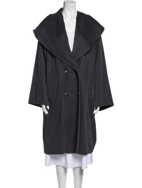 Max Mara Coat Blue