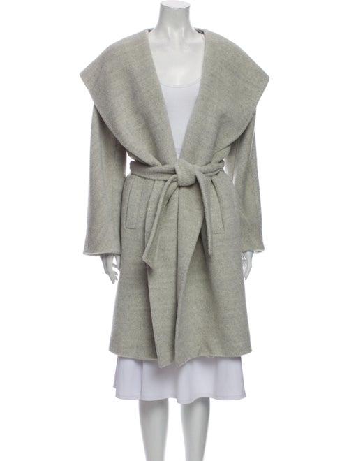 Max Mara Trench Coat Grey