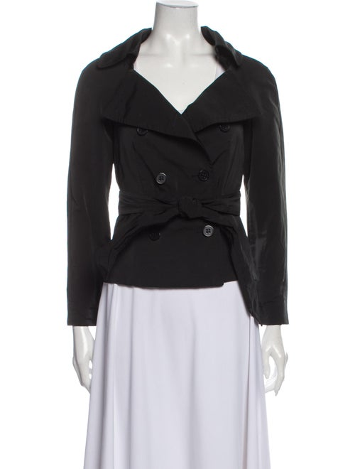 Max Mara Coat Black