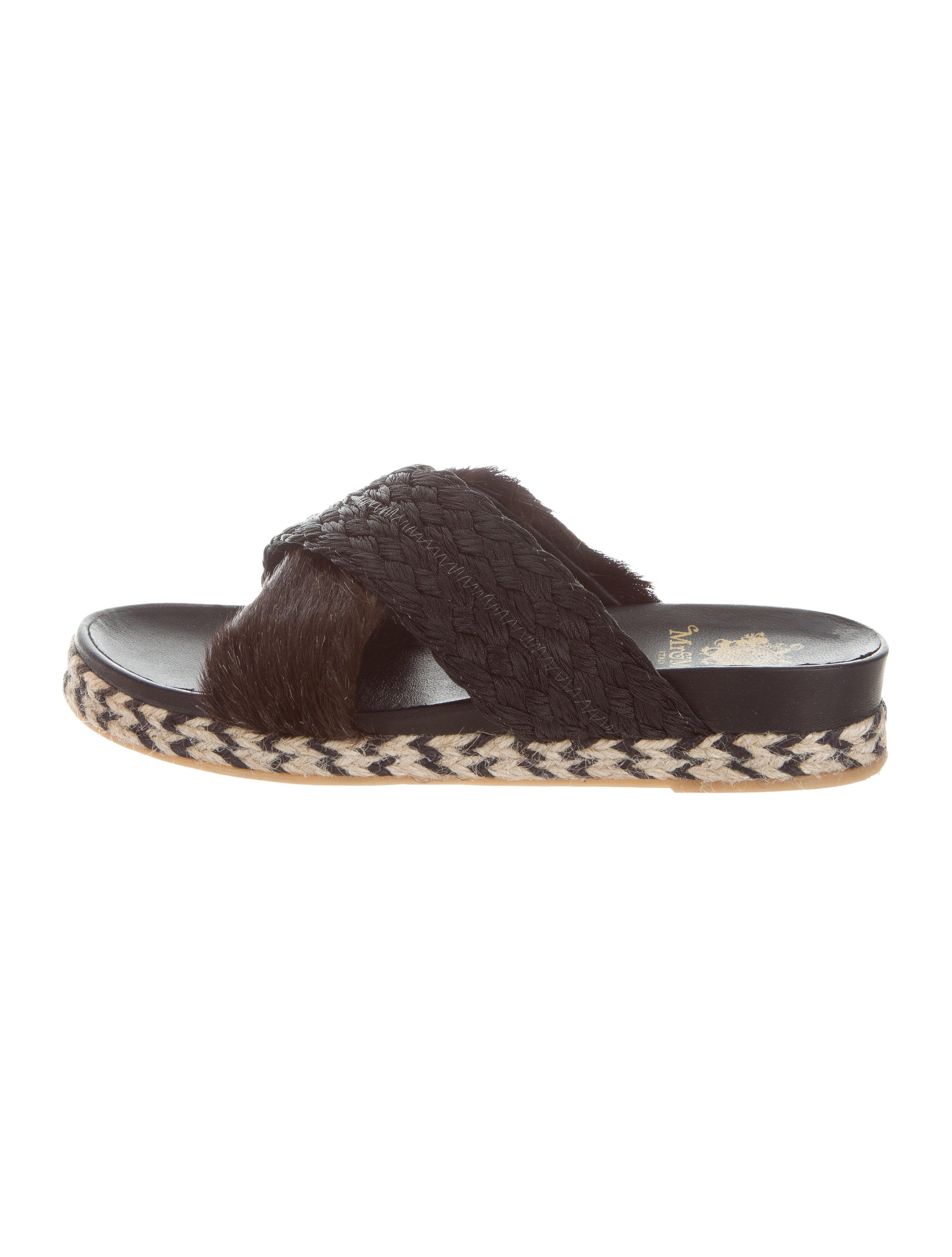 Mr & Mrs Italy Fur Espadrille Sandals discount marketable outlet sneakernews with mastercard cheap price ZZnAclb68