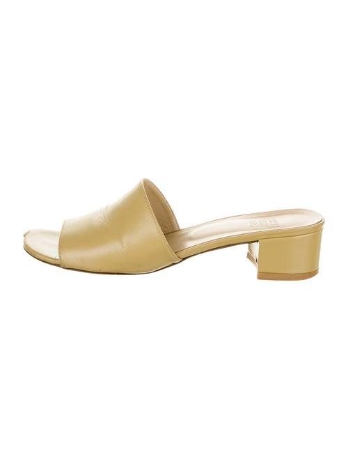 Maryam Nassir Zadeh Leather Slides
