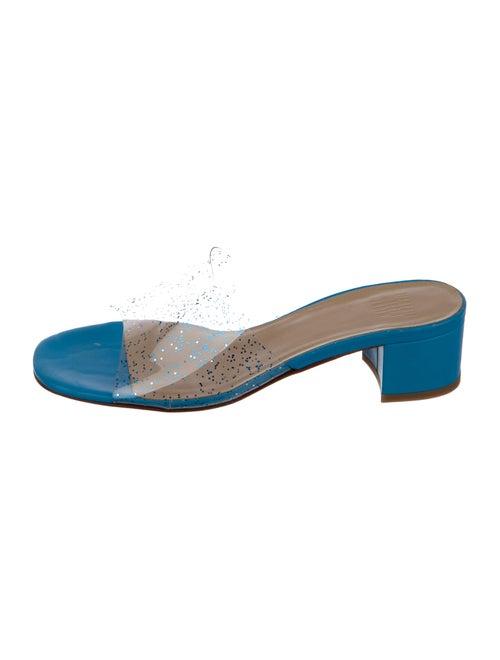 Maryam Nassir Zadeh Slides Blue