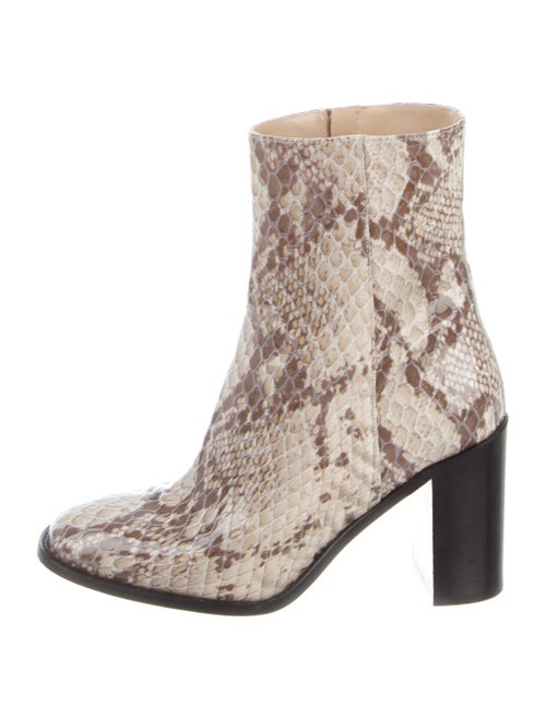 Maryam Nassir Zadeh Mars Patent Leather Boots