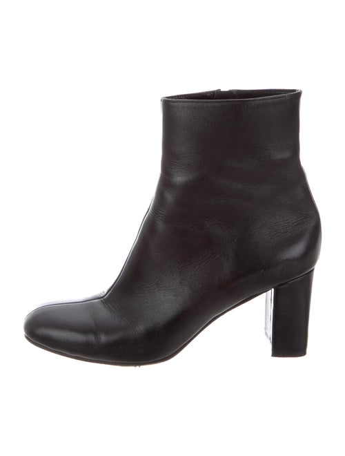 Maryam Nassir Zadeh Leather Boots Black