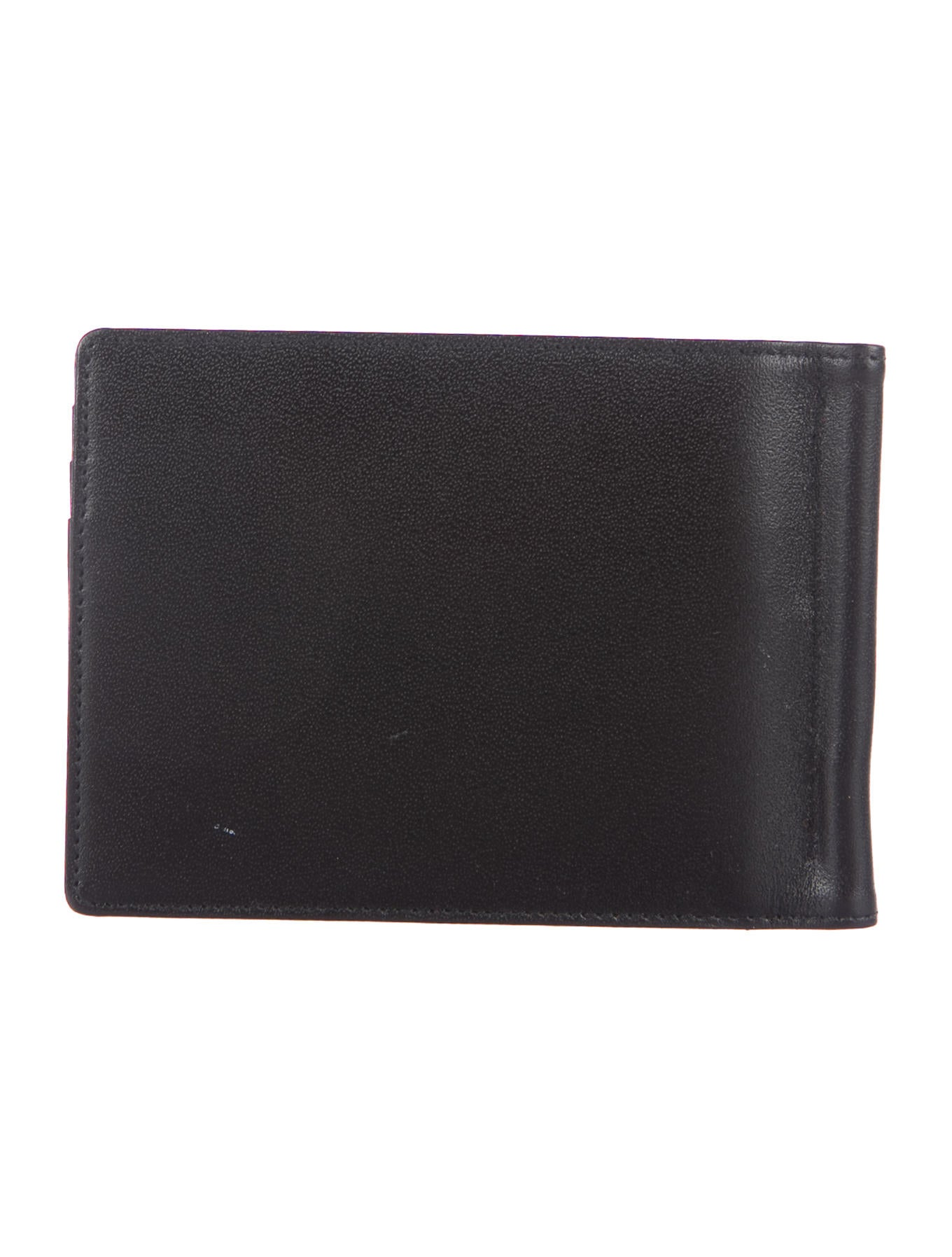 Mont Blanc Leather Money Clip Wallet Accessories  : MOB203284enlarged from www.therealreal.com size 1360 x 1795 jpeg 162kB