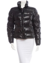 buy popular db412 dd65a Moncler Clairy Down Jacket - Clothing - MOC20477 | The RealReal