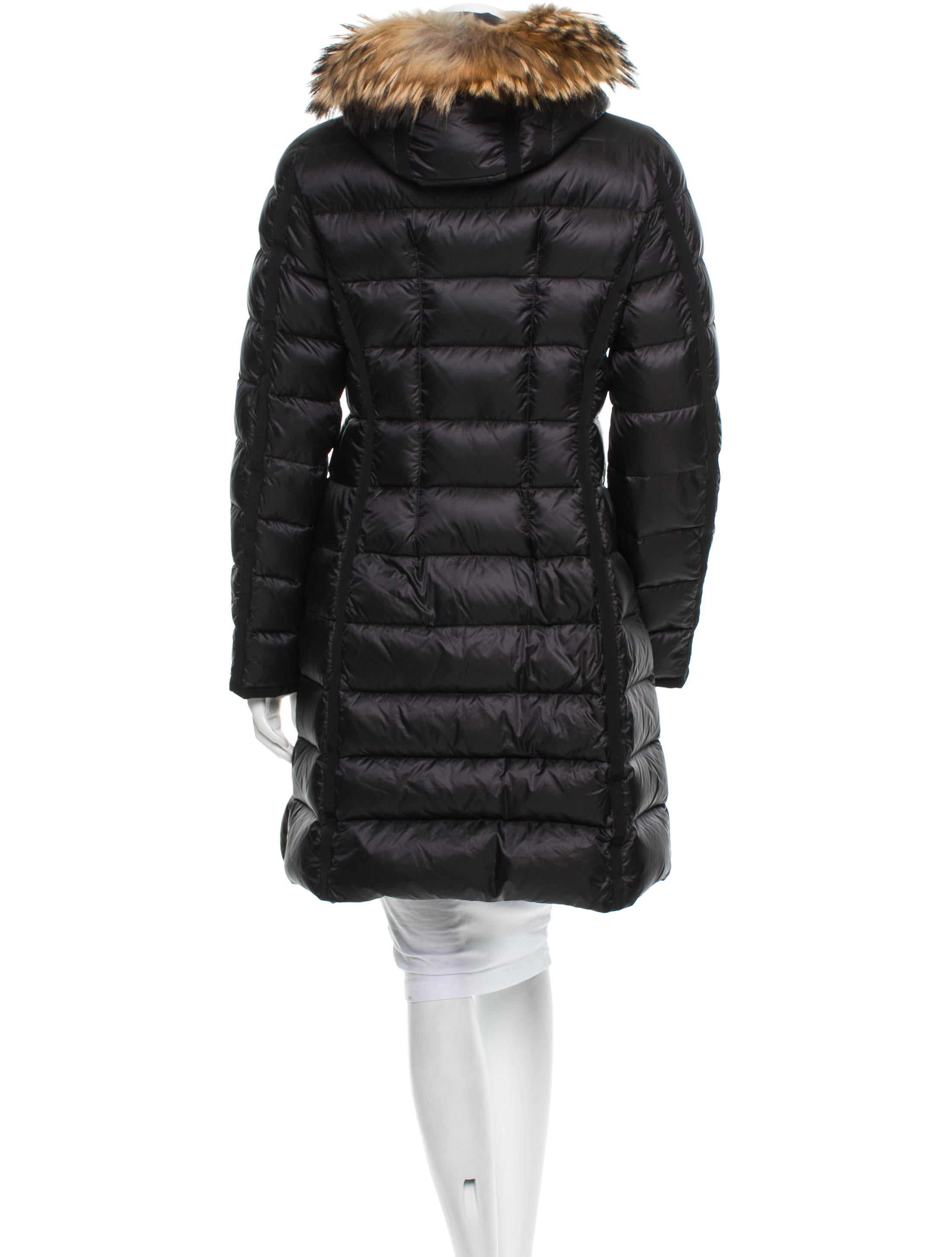 Moncler Hermifur Coat Clothing MOC21126 The RealReal : MOC211263enlarged from www.therealreal.com size 2200 x 2903 jpeg 233kB