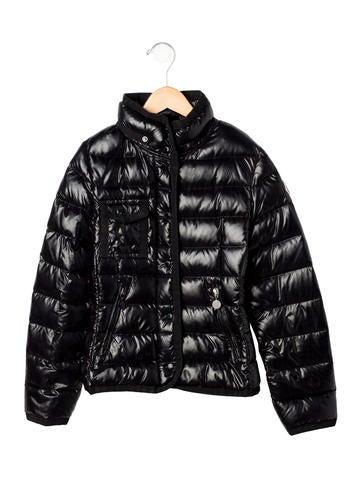 Moncler Girls' Enfant Puffer Jacket None