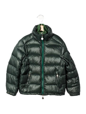 Moncler Boys' Enfant Puffer Jacket None