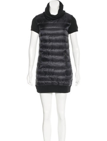 Moncler Abito Tunic Dress None