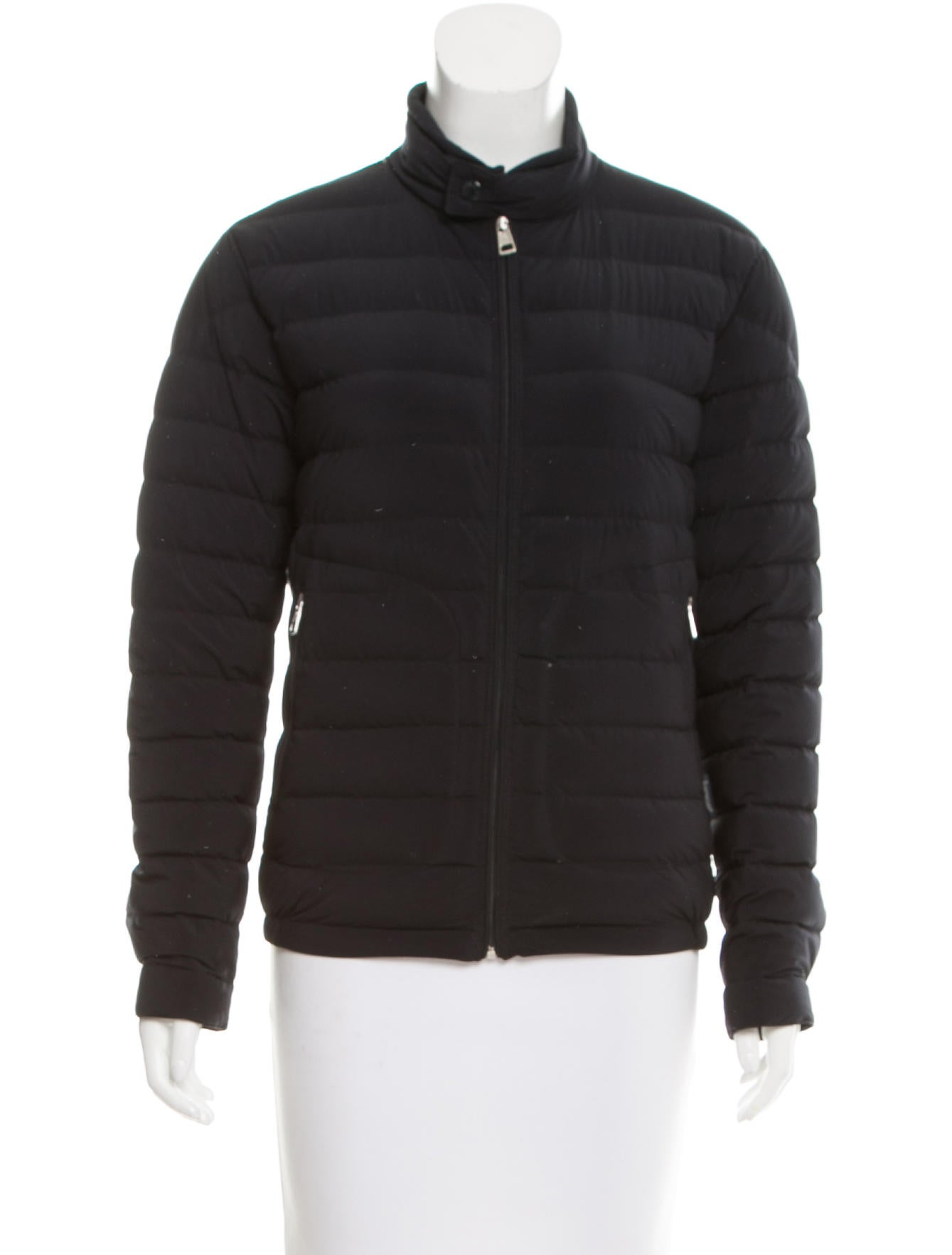 9c16573f42f Moncler Doudoune Elastique Down Jacket - Clothing - MOC24621
