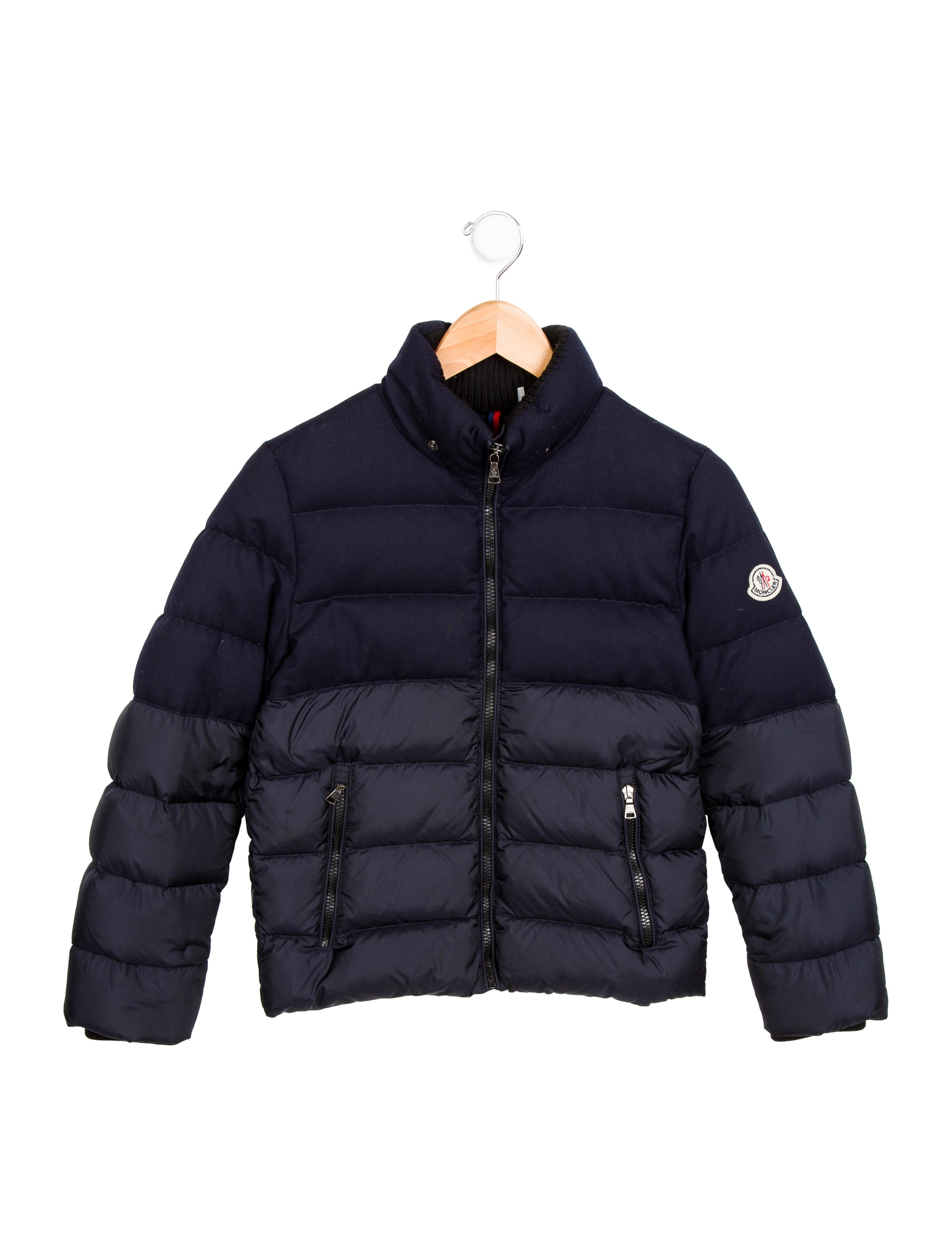 Moncler Boys Josselin Puffer Jacket Boys Moc24971