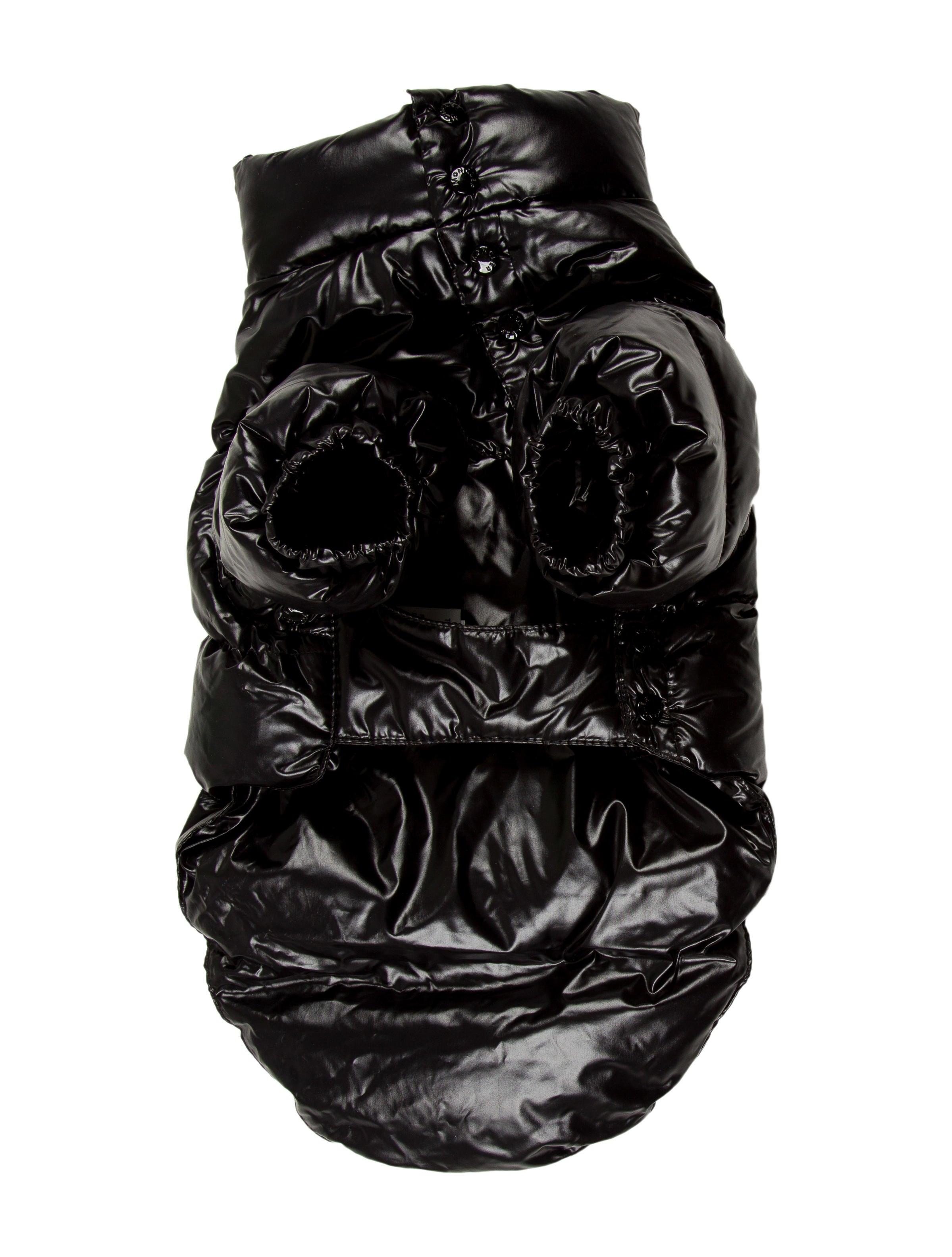 moncler dog jacket for sale