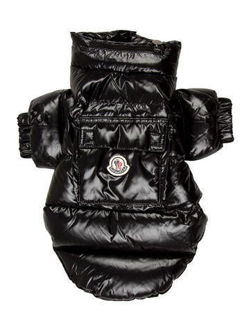 Moncler Feather Puffer Dog Coat W Tags Decor And