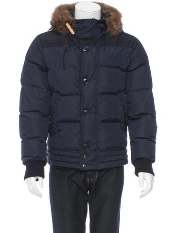 Moncler Ribera Quilted Down Jacket None