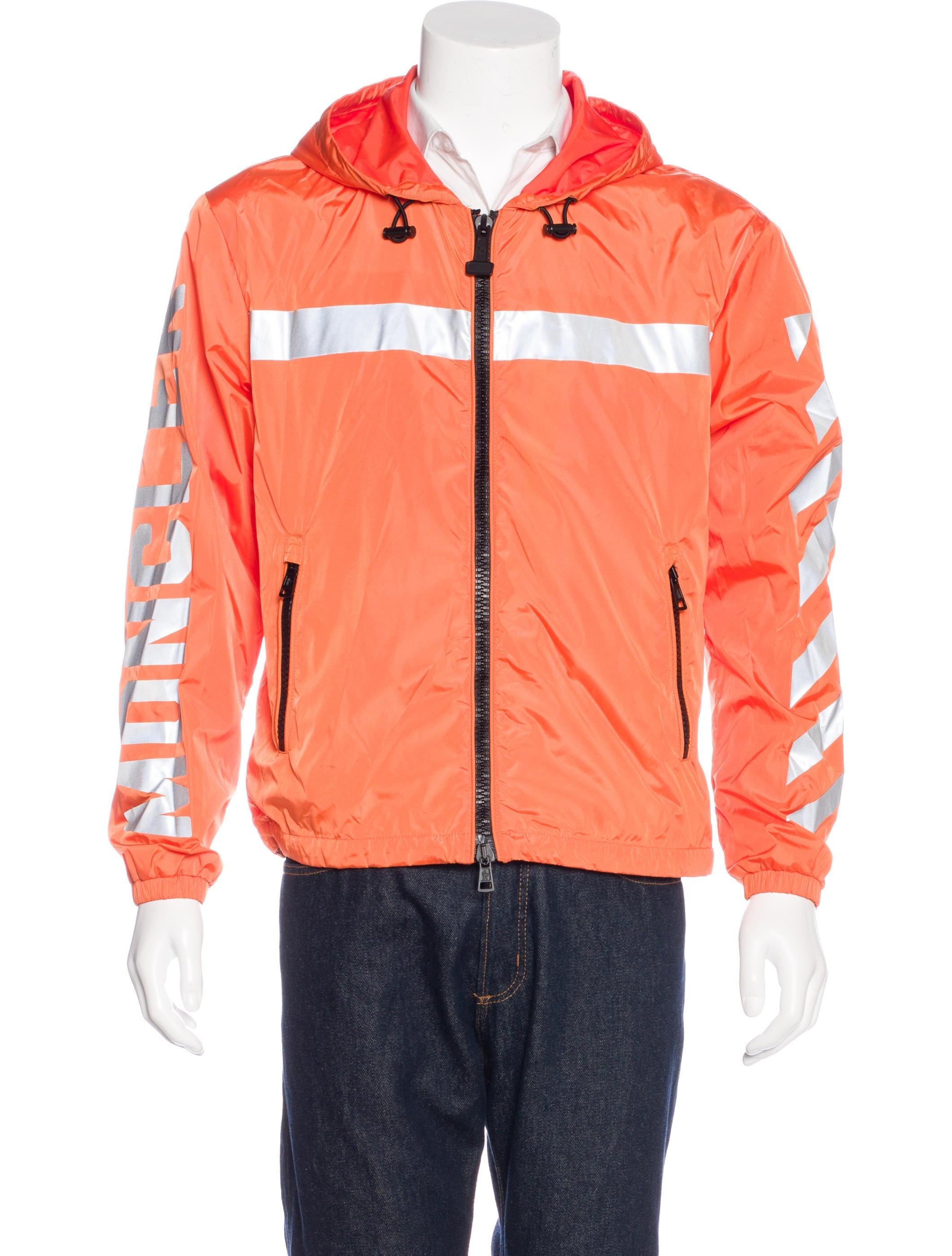 moncler x off white gangui jacket