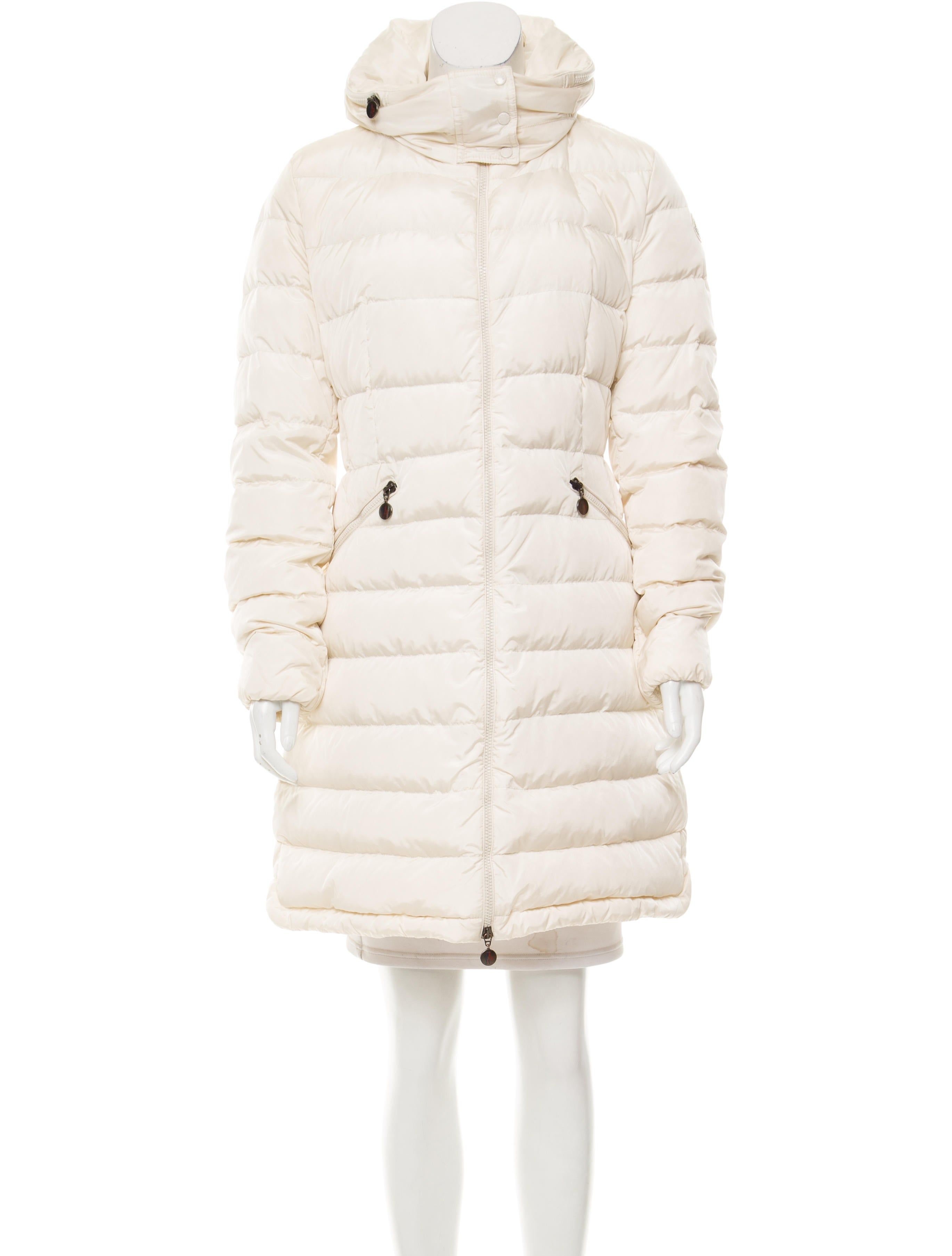 e56e7db4aef3 Clothing Flamme Moc25430 Down The Realreal Coat Moncler qgvxCwg