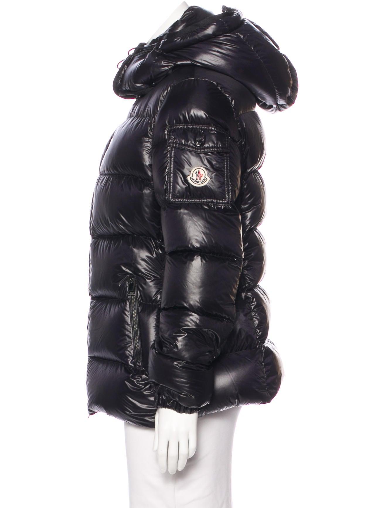 Moncler Berre Puffer Jacket - Clothing