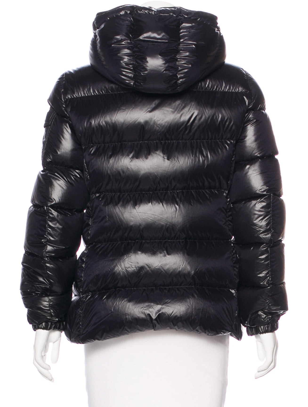 Moncler Berre Puffer Jacket Clothing MOC26205 | The RealReal
