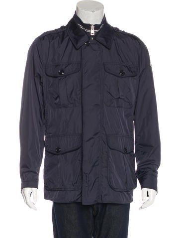 Moncler Kenya Field Jacket None