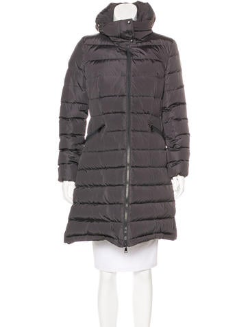 Flammette Down Coat