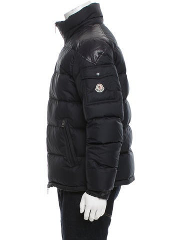 Chevalier Down-Filled Jacket