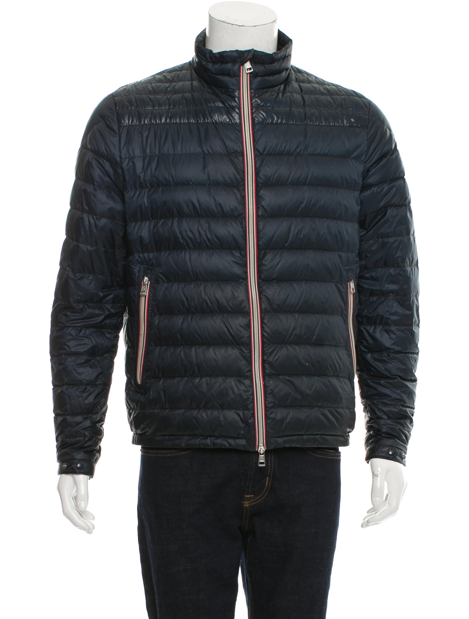 Moncler Daniel Quilted Jacket - Clothing - MOC27131   The RealReal