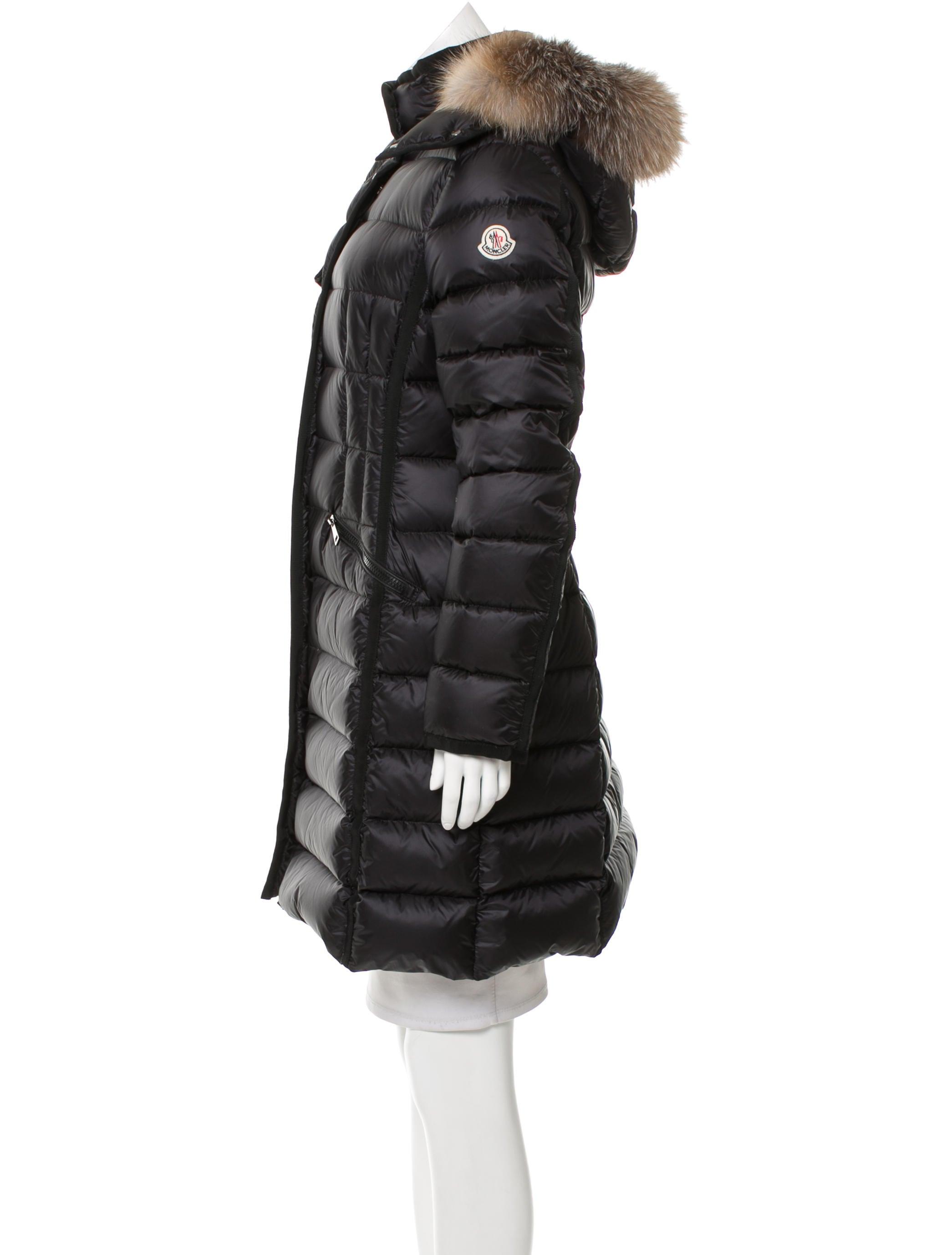 moncler hermifur jacket