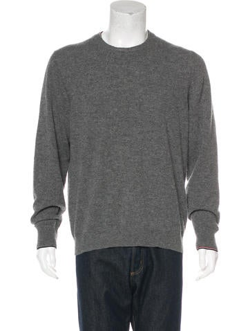 Moncler Virgin Wool Sweater None