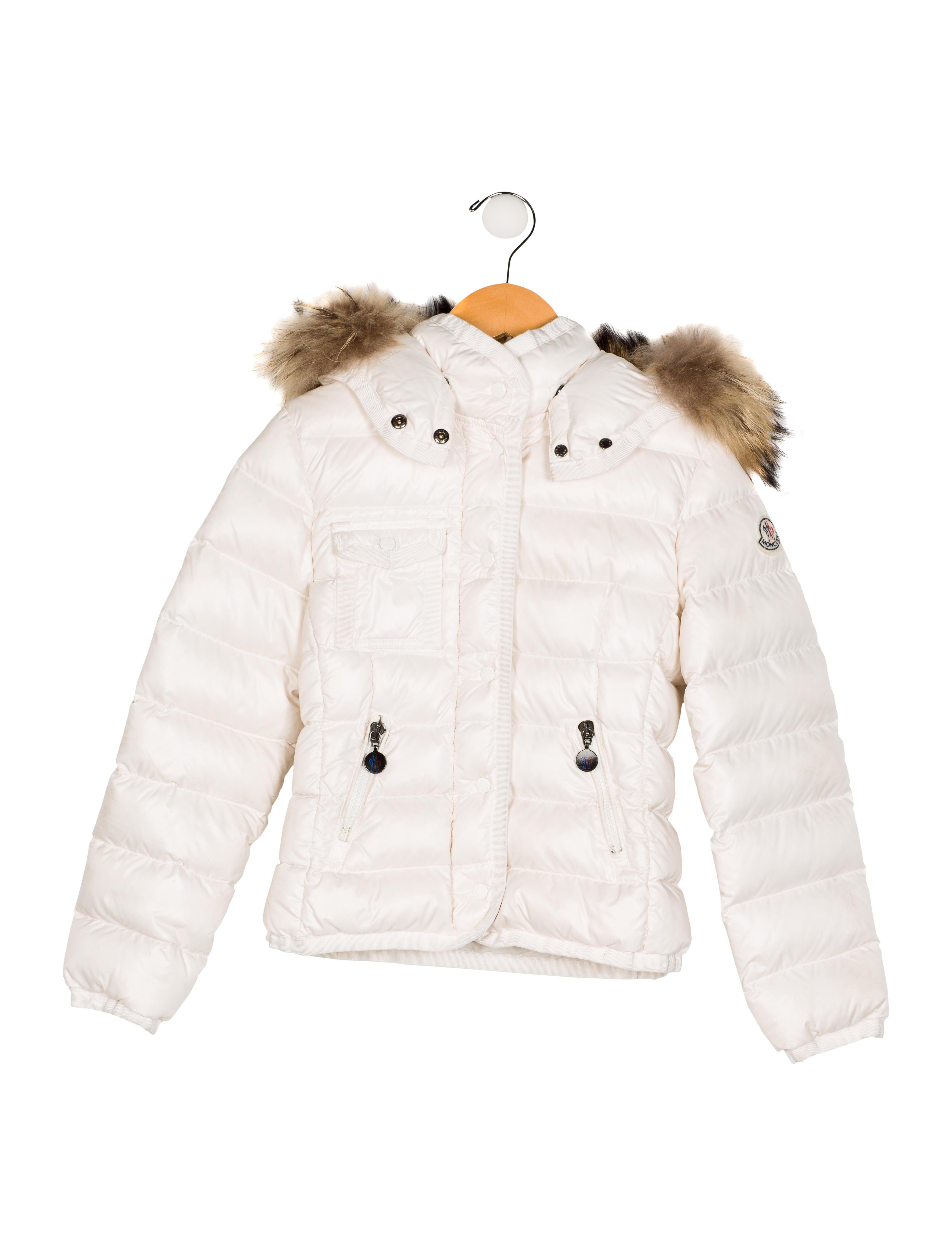 593a9fe63 Moncler Girls  Enfant Puffer Jacket - Girls - MOC28398