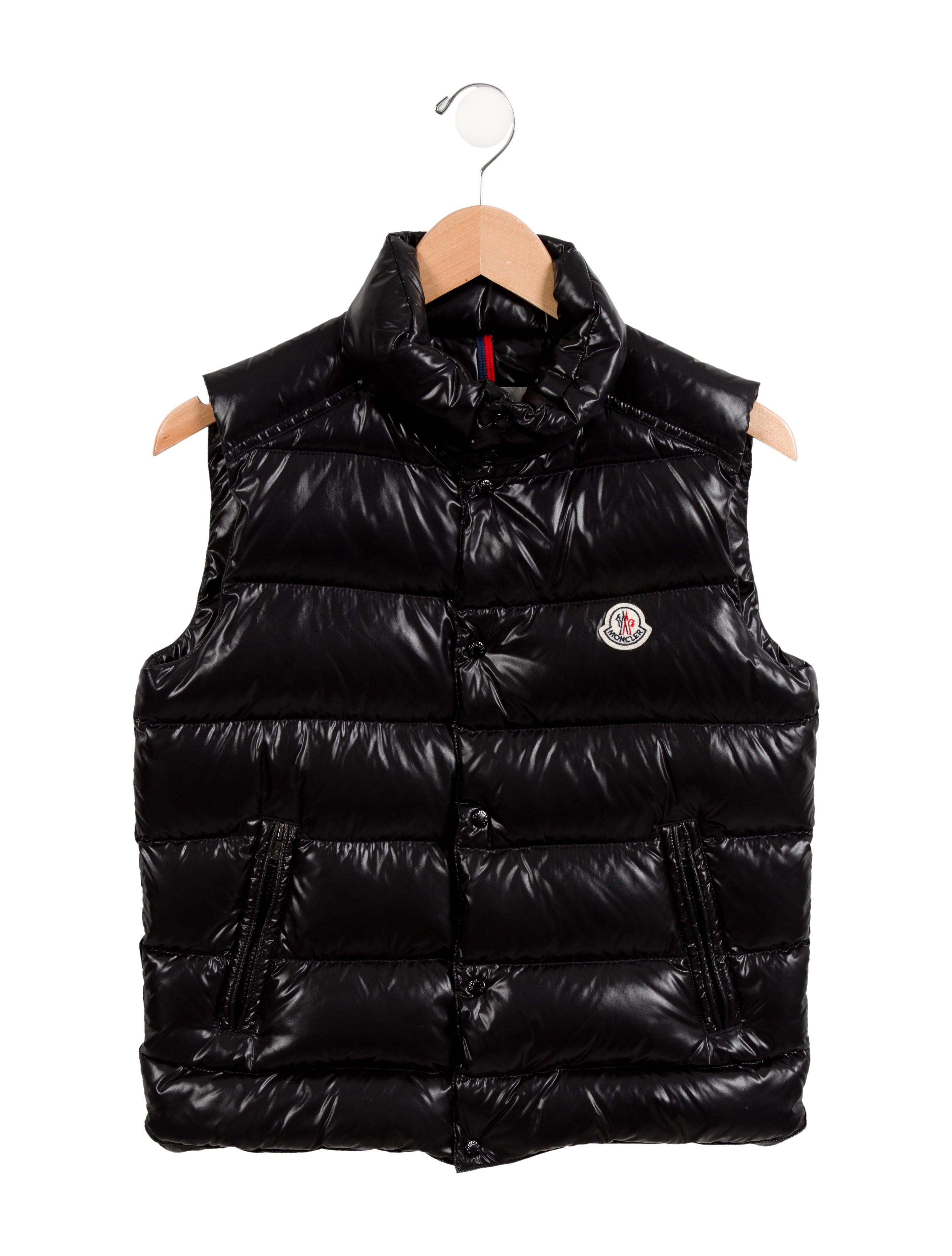 Boys' Tib Puffer Vest