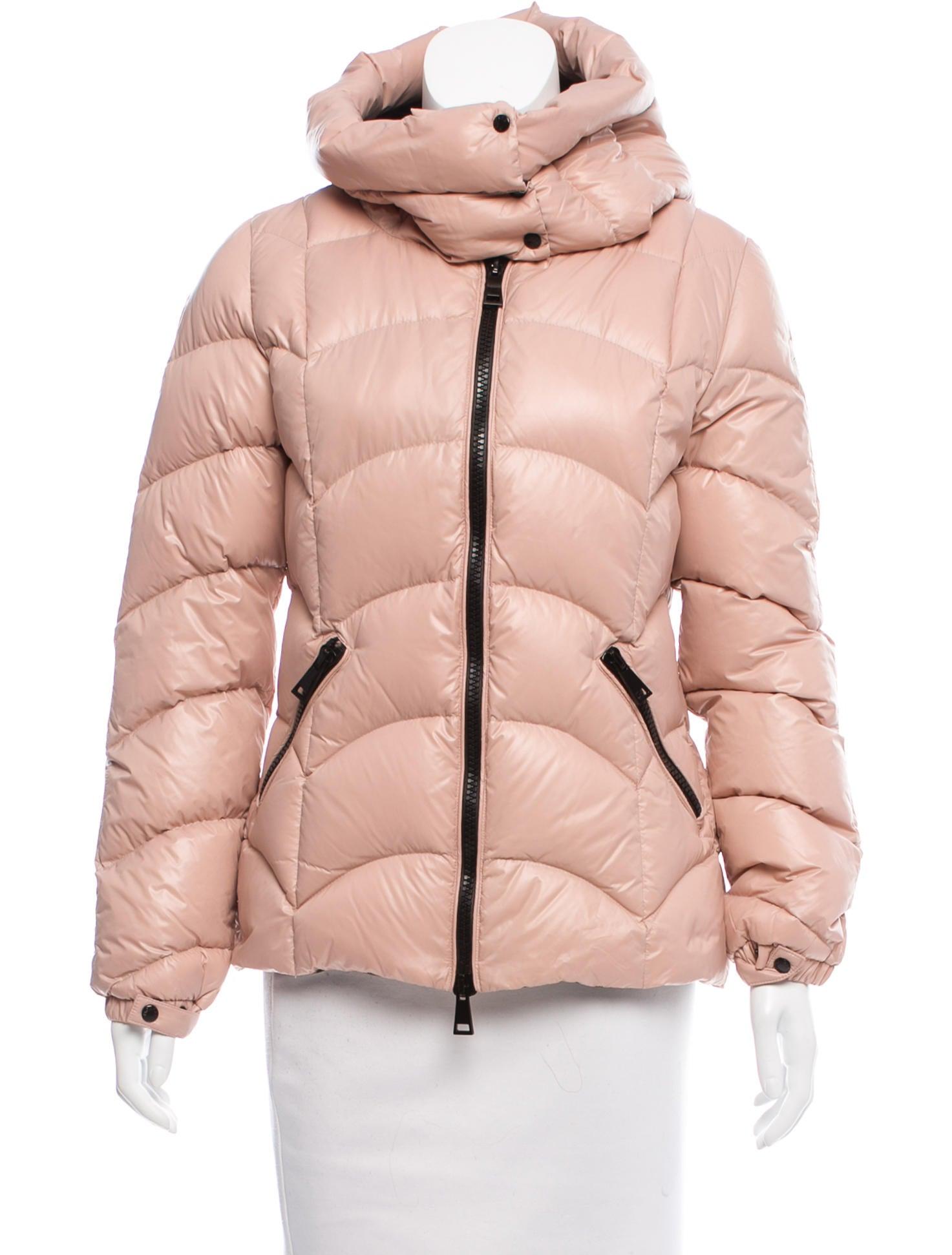 b7de8d425 Moncler Akebia Hooded Wave Puffer Coat - Clothing - MOC28495