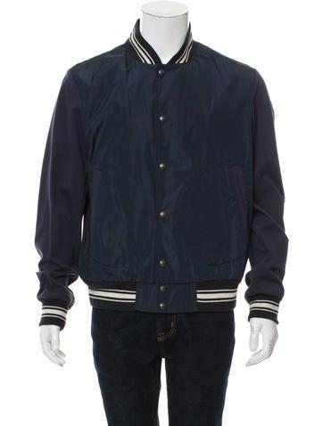 Moncler Clement Varsity Jacket None