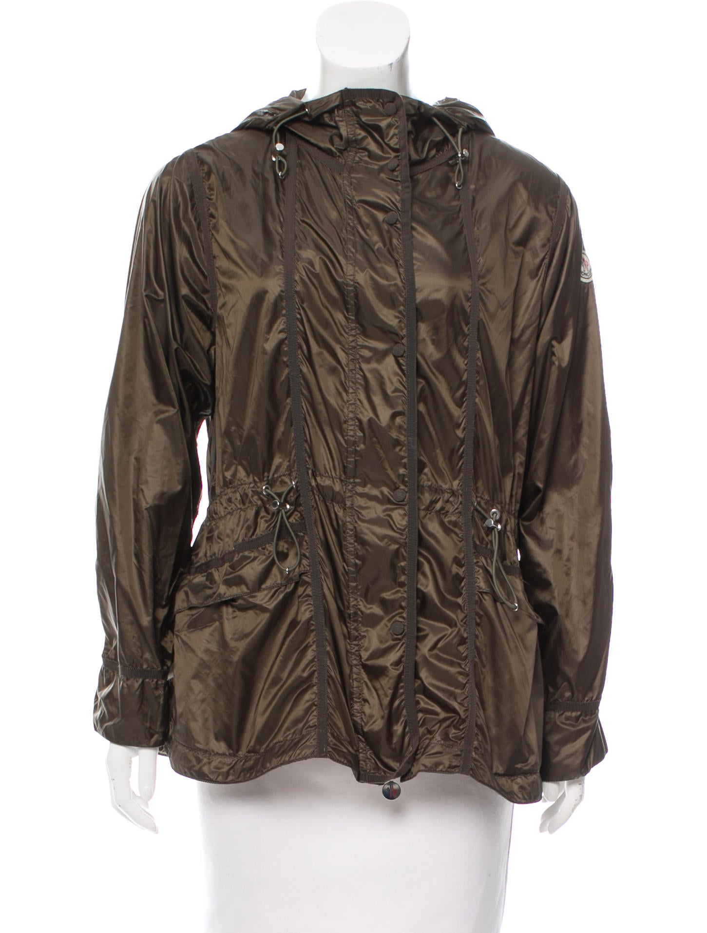 758cba3fc3fc Moncler Zoelie Lightweight Jacket - Clothing - MOC28719