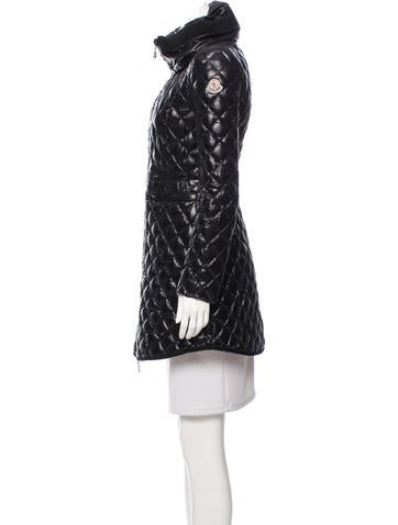Quilted Grandval Coat