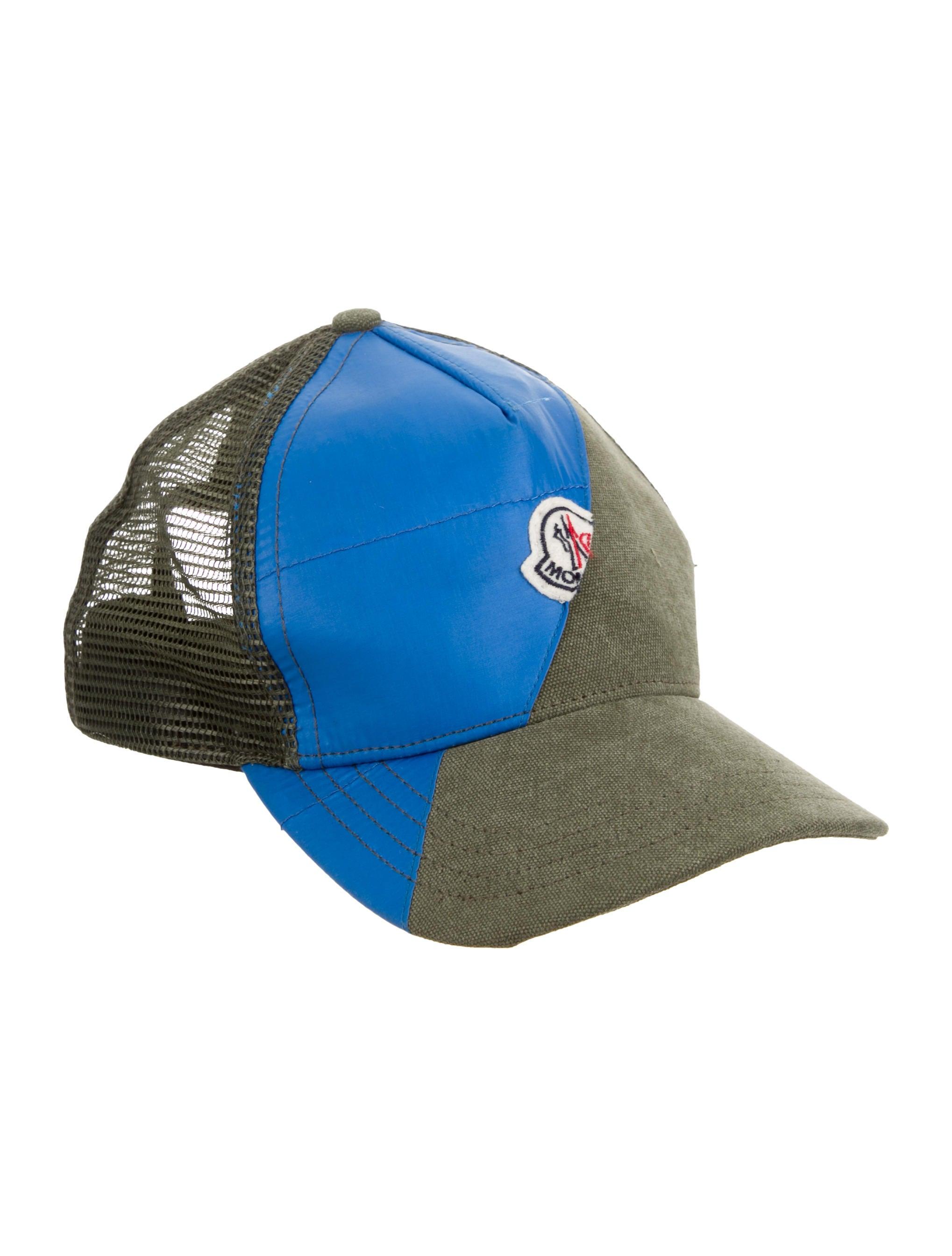 Moncler x Greg Lauren Snapback Hat - Accessories - MOC30329  07f062fc9c4
