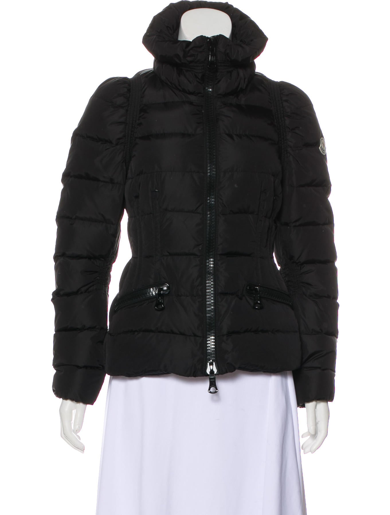 ee91d28e8db6 Moncler Quilted Down Coat - Clothing - MOC30611