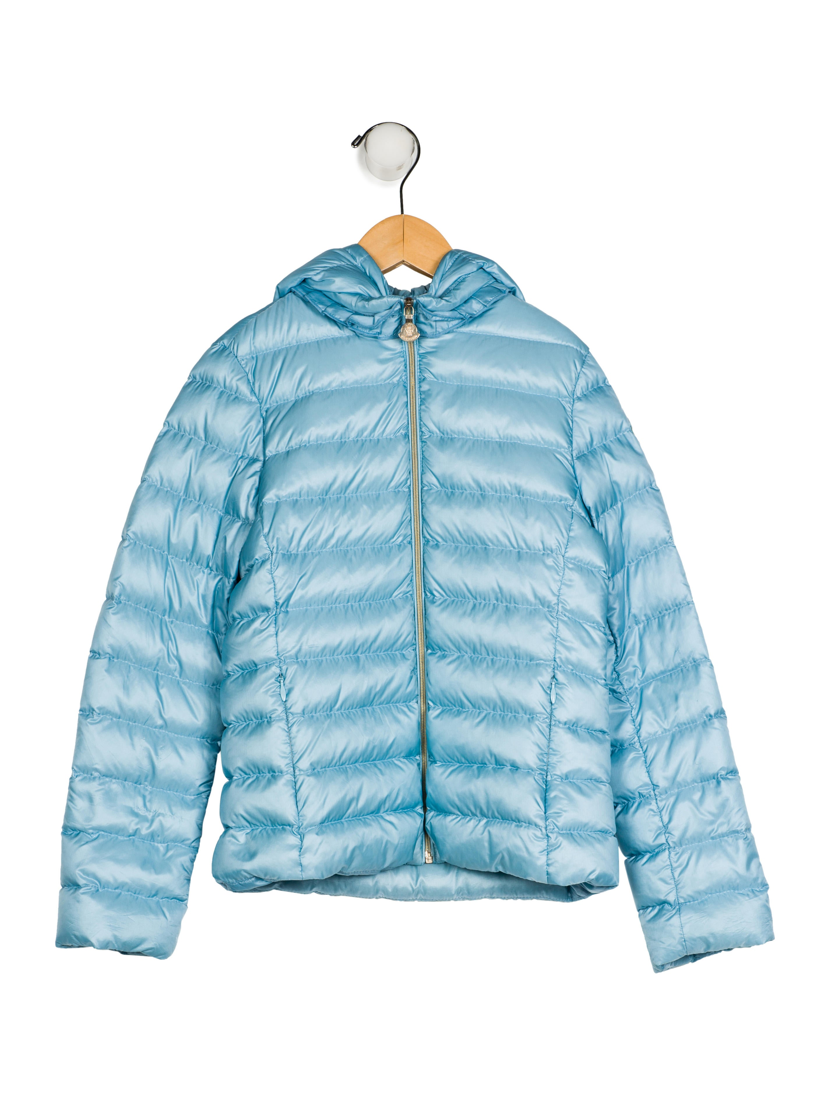 8ba4a8265e18 Moncler Girls  Iraida Down Coat - Girls - MOC30969