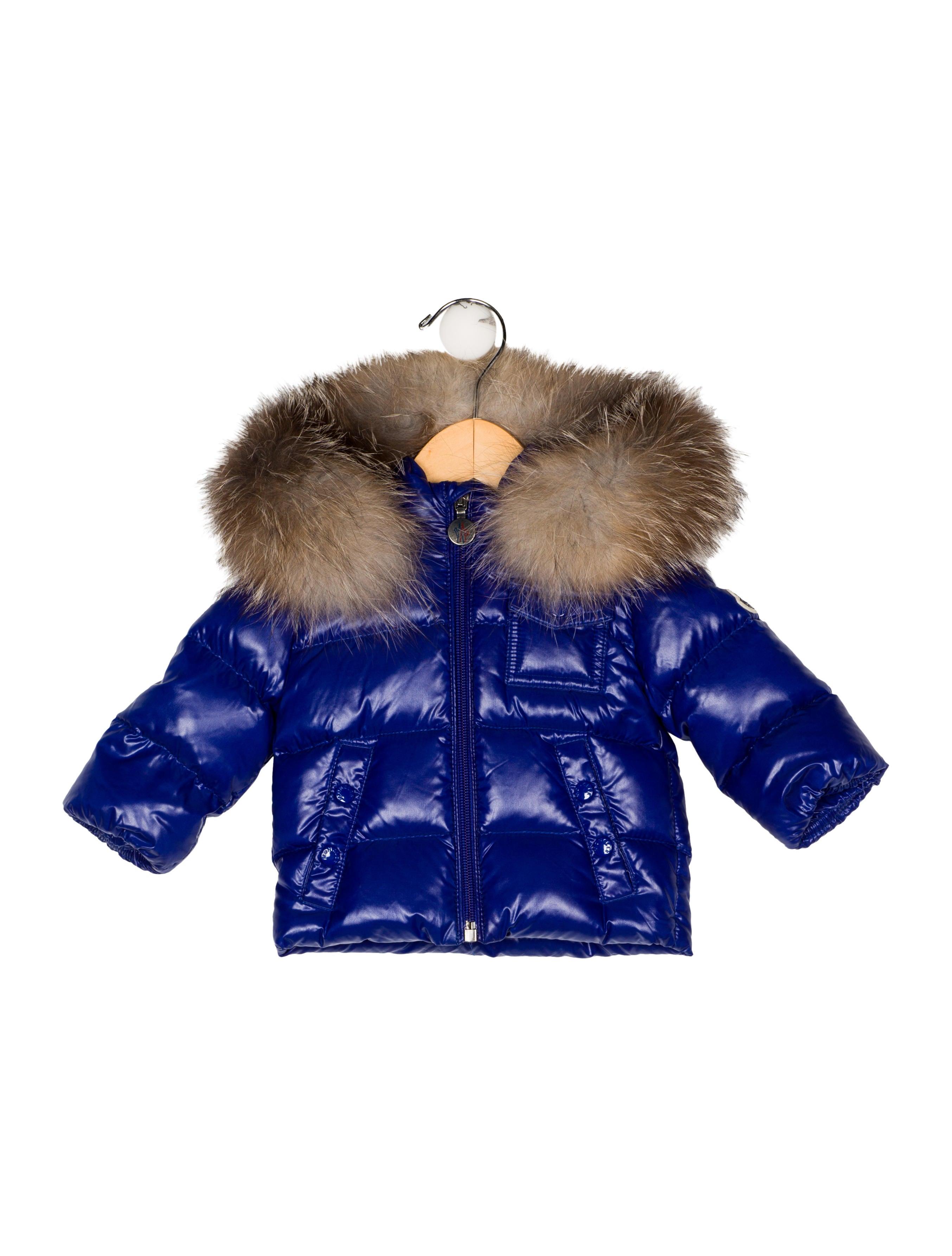 55c41bbeb Moncler K2 Fur-Trimmed Puffer Coat - Girls - MOC32535
