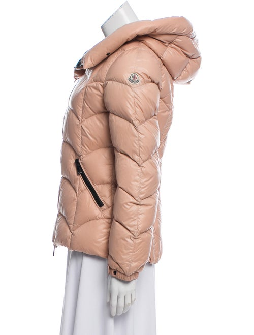 c5dfd1777 Moncler Akebia Hooded Wave Puffer Jacket - Clothing - MOC35005