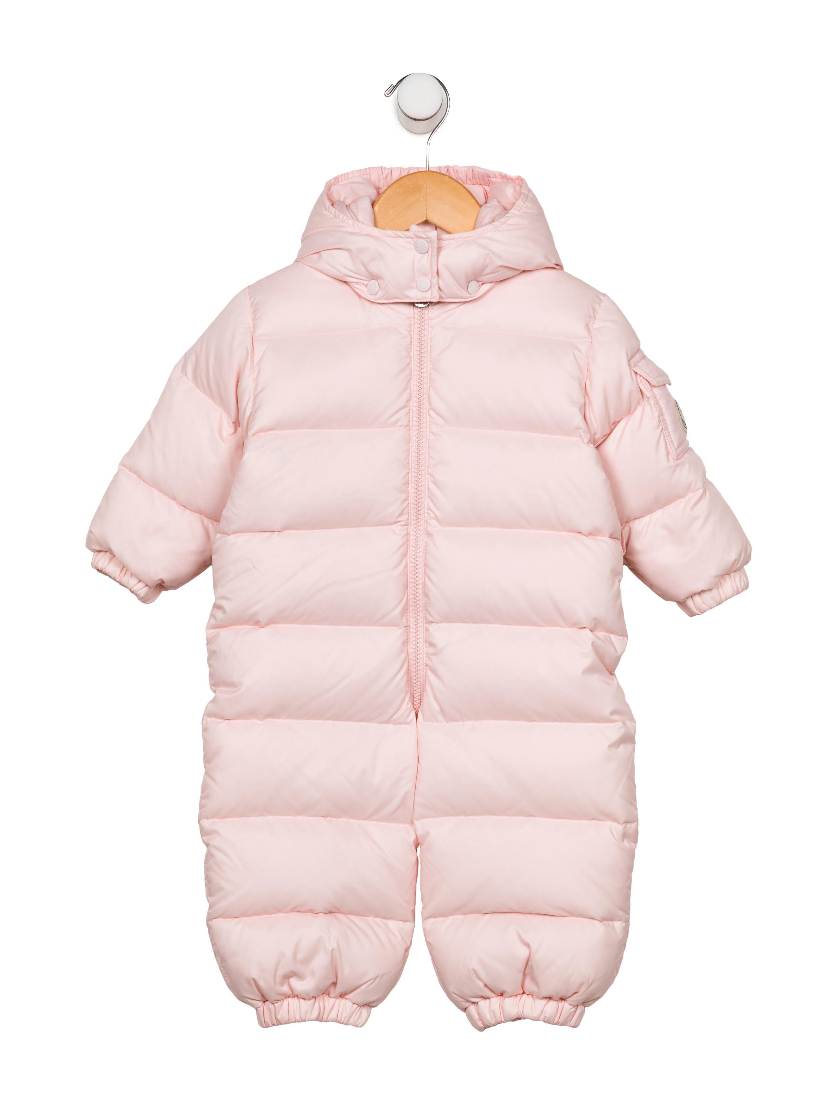 ff347744c Moncler Girls  Down Puffer Snowsuit - Girls - MOC35460