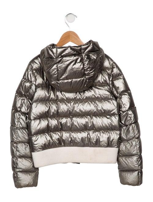 c3bd88778 Moncler Girls' Verglas Puffer Jacket - Girls - MOC38364   The RealReal