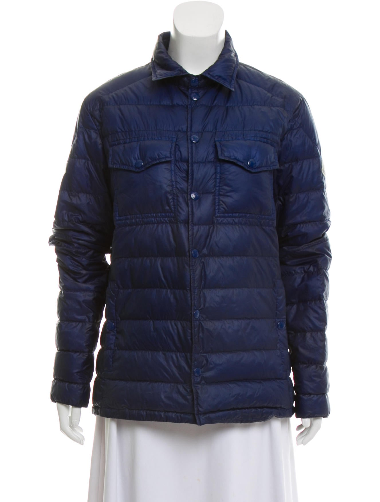 2d597a73c Moncler Benitoite Quilted Down Jacket - Clothing - MOC40118   The ...
