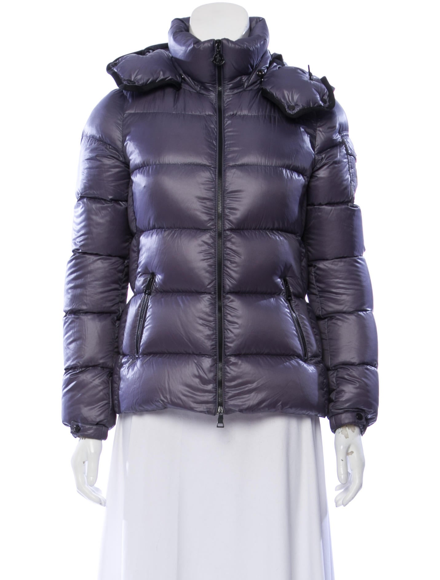Moncler Berre Down Jacket Clothing MOC44412 | The RealReal