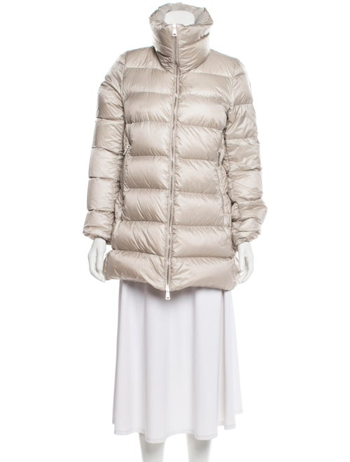 Moncler Torcyn Quilted Jacket Beige