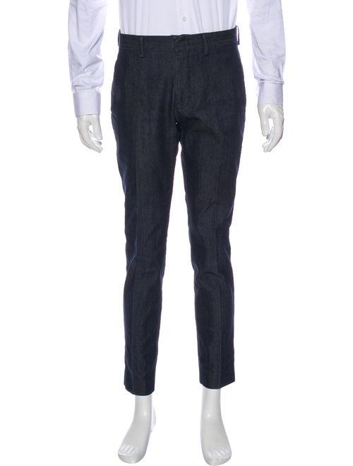 Moncler Pants Blue