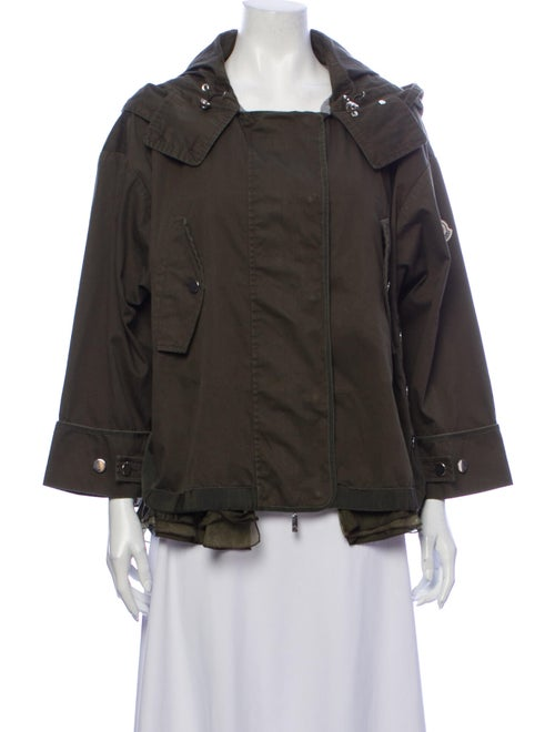 Moncler Utility Jacket Green