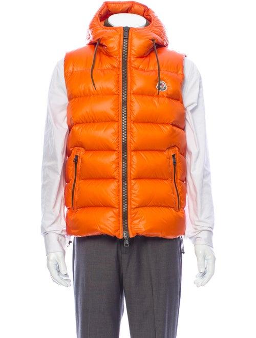 Moncler Vest Orange