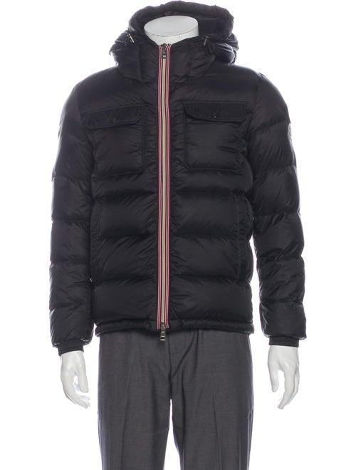 Moncler Puffer Coat Black