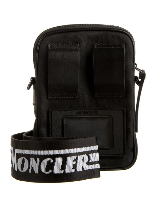Moncler Detour Crossbody Bag Black